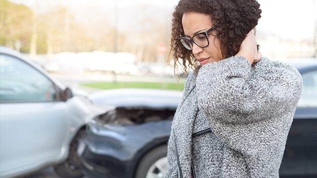 What to do if you've been in an accident