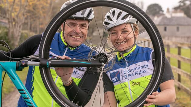 AXA Community Bike Rides