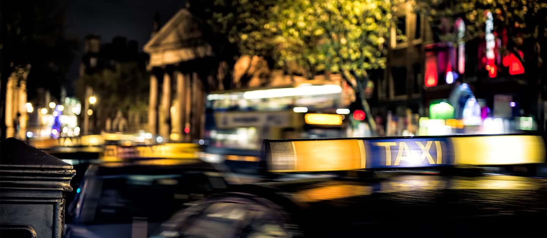Taxi Insurance Ireland Great Deals Online Axa Ireland