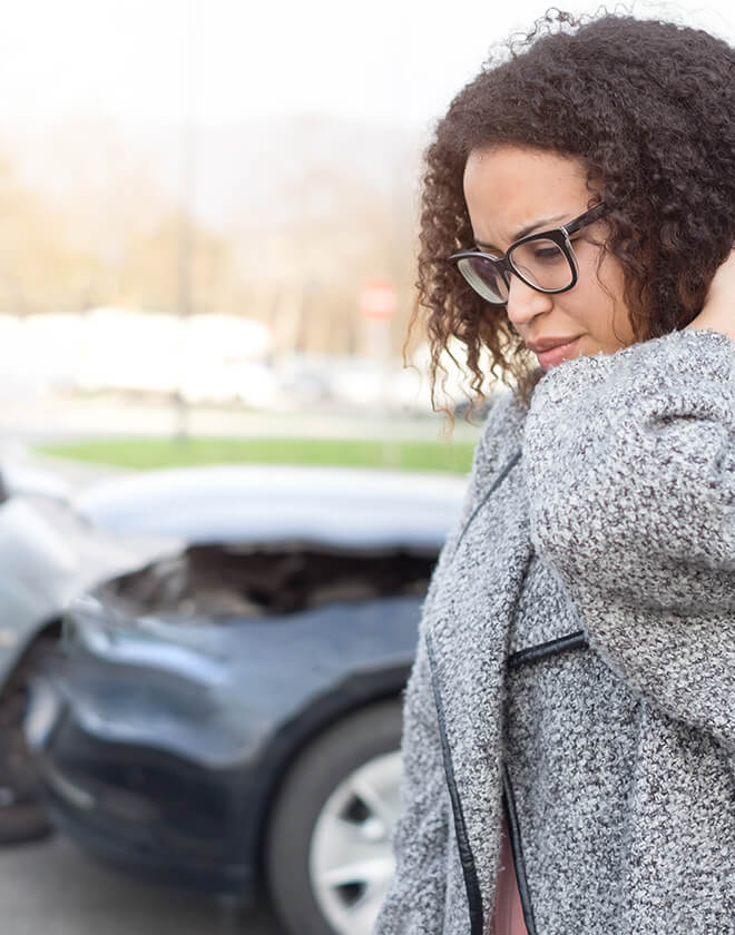 What do I do if I've been in a car accident?